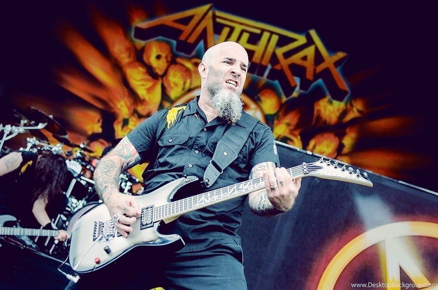 Ian Scott – Anthrax
