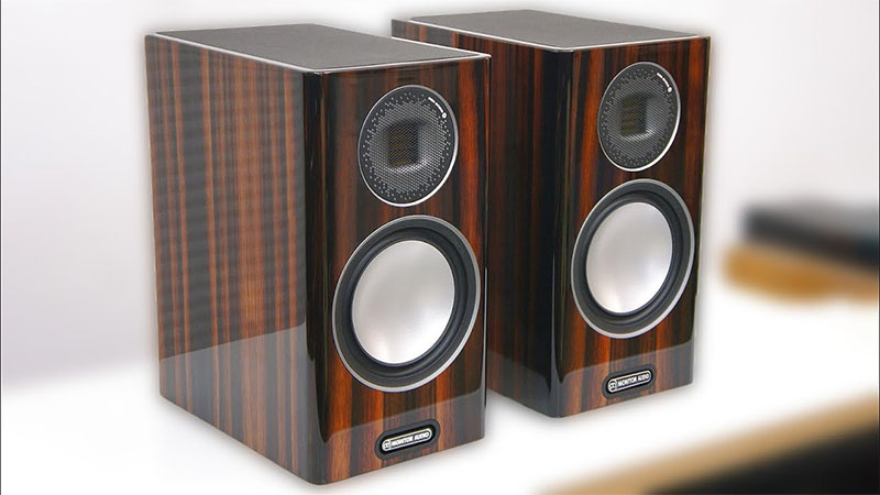 Monitor Audio Gold 100 is the most awarded speaker