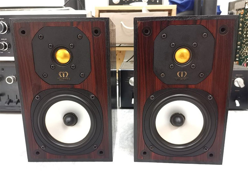 Monitor Audio Studio 2 speakers were released in 1997