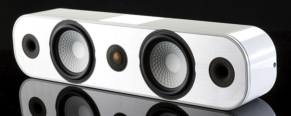 Monitor Audio Speaker with Subwoofer